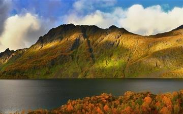Panoramic Landscape Mac wallpaper