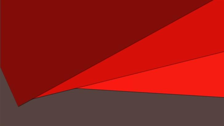 Red Simple Mac Wallpaper Download Allmacwallpaper