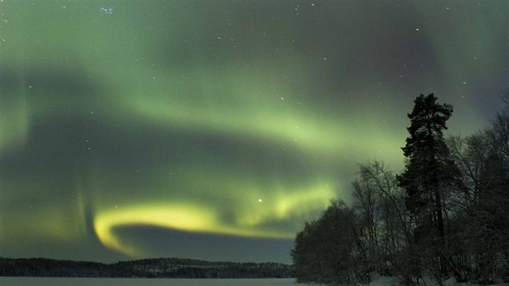Aurora Norway Mac Wallpaper
