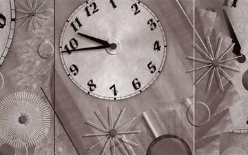Moril Pendulum Clock Mac wallpaper