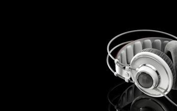 Headphones Music Mac wallpaper
