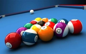 Billiard Game Mac wallpaper
