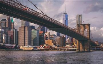 Brooklyn Bridge Mac wallpaper