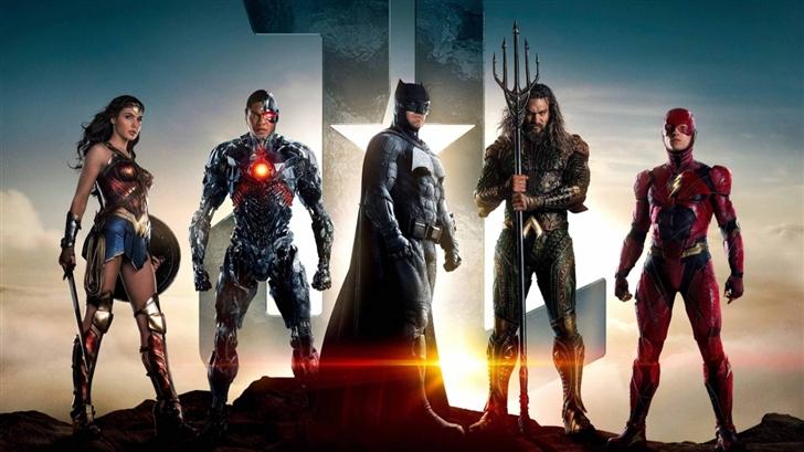 Justice League Mac Wallpaper