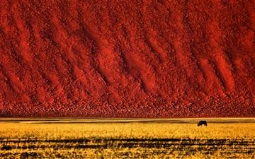 Namibian Landscape Photography Mac wallpaper