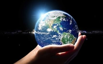 Save Earth From Global Warming Mac wallpaper
