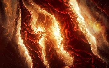 Gates Of Hades Nebula Mac wallpaper