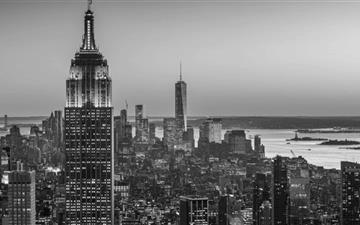 Empire State Building Mac wallpaper