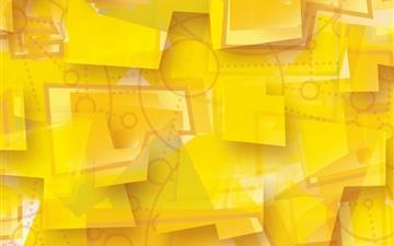 Polygons abstract Mac wallpaper