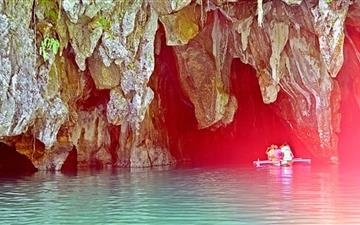 Underground River All Mac wallpaper