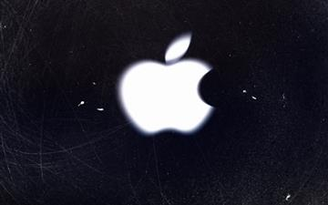 Used Apple Grunde Mac wallpaper