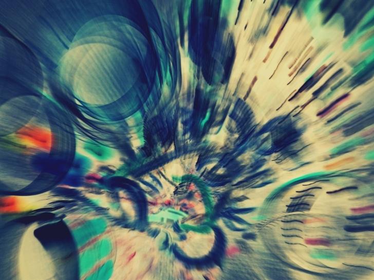 Abstraction Mac Wallpaper