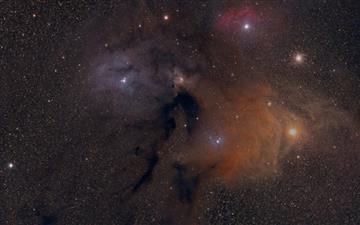 Nebula Photo Mac wallpaper