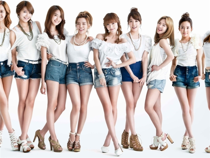 Girls Generation 16 Mac Wallpaper