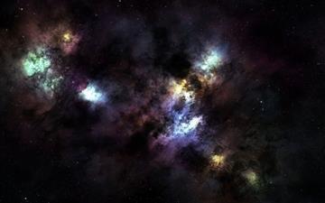 Stardust Mac wallpaper