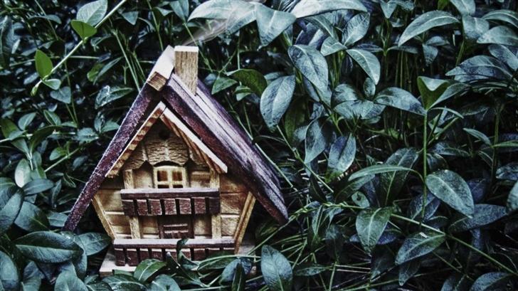 Small House Mac Wallpaper