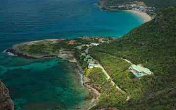 Small Island Breathtaking Views Mac wallpaper