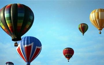 Albuquerque Balloon Festival All Mac wallpaper