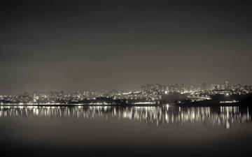 Adana City Reflection Mac wallpaper