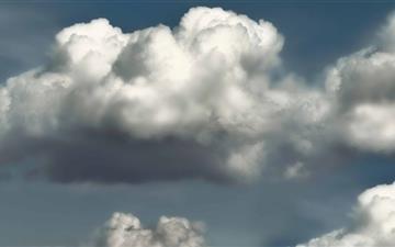 Stormy Clouds Mac wallpaper