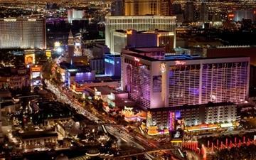Las Vegas Strip Mac wallpaper