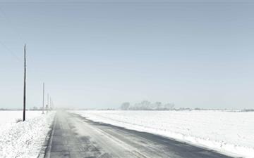 Open Roads Mac wallpaper