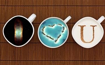 I Love You Mac wallpaper