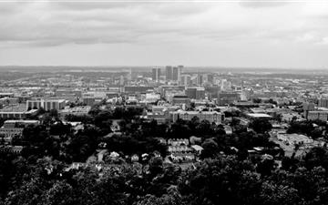 Birmingham Black And White Mac wallpaper