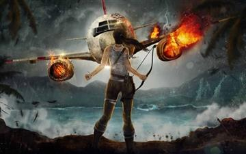 Tomb Raider Mac wallpaper