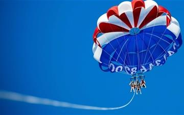 The Parasailing All Mac wallpaper