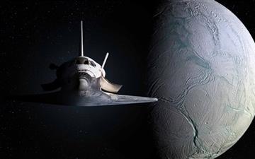 Space Exploration Mac wallpaper