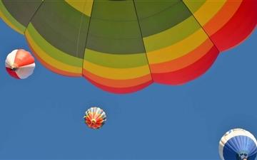 Albuquerque International Balloon Mac wallpaper