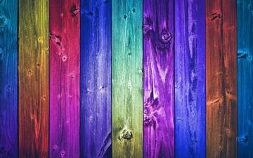 Colorful world Mac wallpaper
