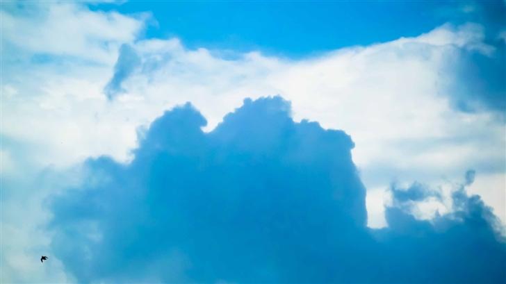 The Cloud Mac Wallpaper