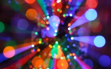 Christmas Lights All Mac wallpaper