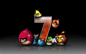 Angry Birds Game Mac wallpaper