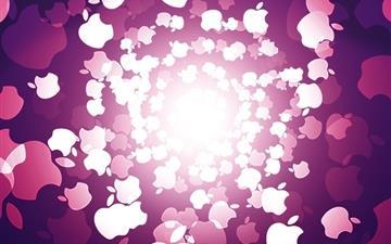 Apple Core Mac wallpaper