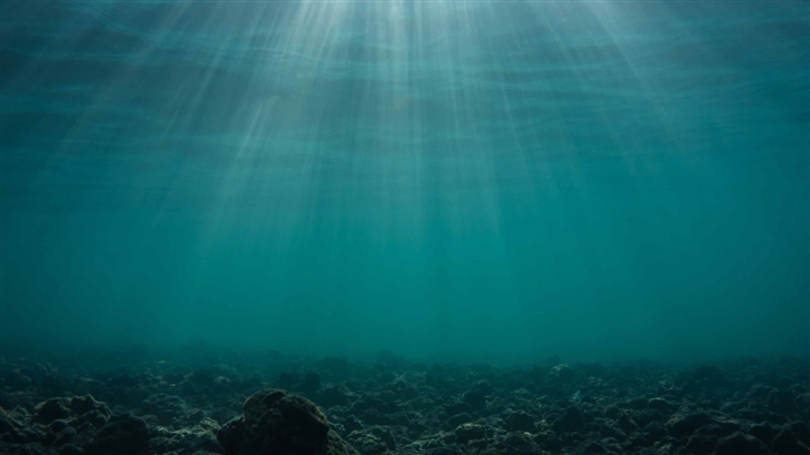Lake Underwater Mac Wallpaper