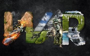 War Mac wallpaper