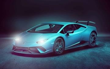 Lamborghini car Mac wallpaper