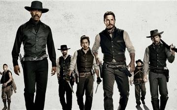 The Magnificent Seven All Mac wallpaper