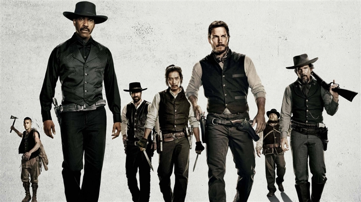 The Magnificent Seven Mac Wallpaper