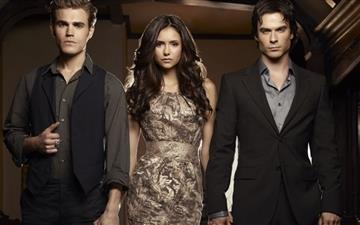 The Vampire Diaries Mac wallpaper