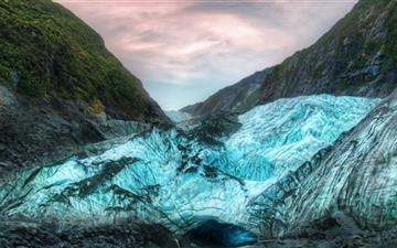 Franz Josef Glacier Mac wallpaper