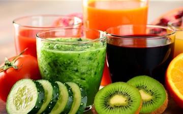 Fresh Juices Mac wallpaper