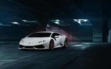 Lamborghini Huracan Mac wallpaper