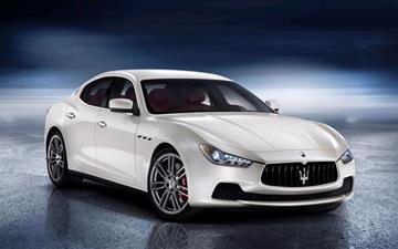 Maserati Ghibli Mac wallpaper