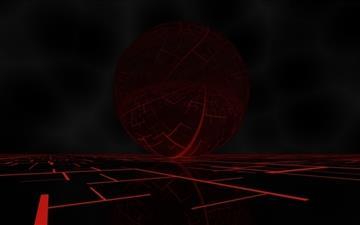 Tech Sphere Mac wallpaper