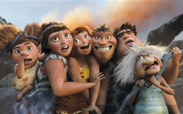 The Croods Mac wallpaper