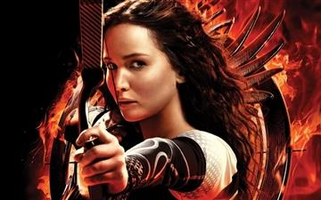 katniss Everdeen Mac wallpaper